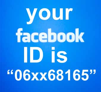What is your Facebook ID