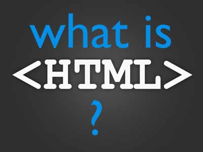 What is HTML? How to work HTML in web development?