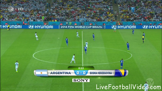 argentina vs germany full match