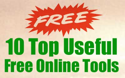 Most Useful Free Online Tools of Website list
