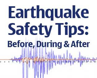 Earthquake Safety Tips For Kids | www.pixshark.com ...