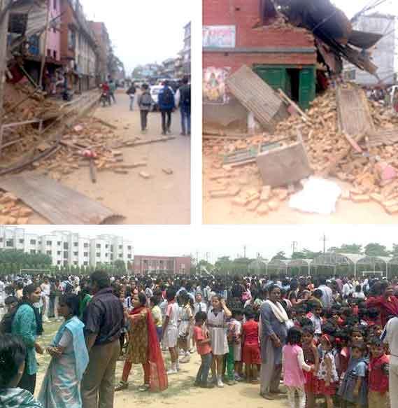 earthquake nepal 2015