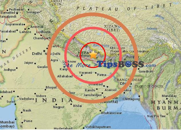 bangladesh napal earthquake news