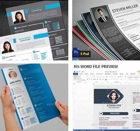 resume for multimedia designer