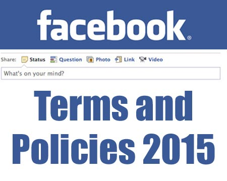 Terms and Policies 2015