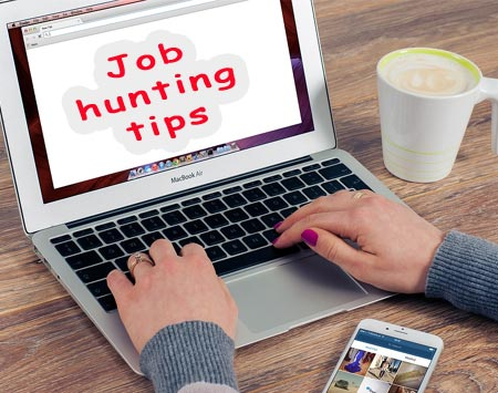 Job hunting tips
