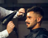 Men hair tips