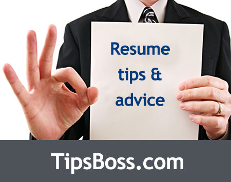 resume tips and advicelearn more