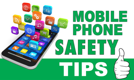 Mobile safety tips