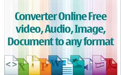video file converter online